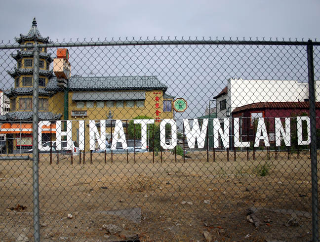 chinatownland